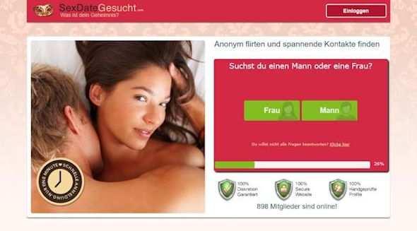 Sex Portal sexdatesgesucht
